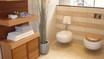 badezimmer gestaltung holztfelung shabby chic. mediterranes_bad, Wohnzimmer design